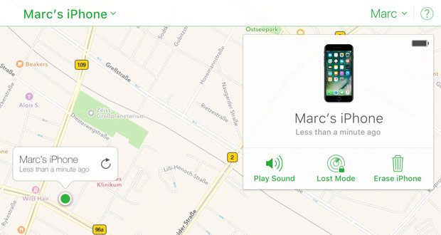 find-my-iphone-map-location