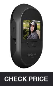 Brinno SHC500K Smart Home Peephole Camera