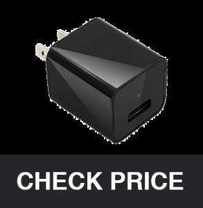 CAMAKT 1080P HD USB Wall Charger Hidden