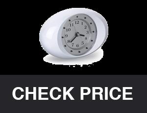ESLIBAI Spy Hidden Alarm Clock