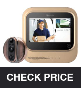 Eques VEIU Rechargeable Door Peephole Viewer