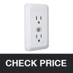 Fuvision Electrical Outlet Hidden Spy Camera