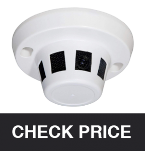 HDView Spy Hidden Camera Smoke Detector Type