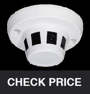 HDView Spy Hidden Camera Smoke Detector Type