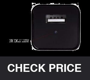 ICUSB Covert USB Wall Charger Hidden Spy Camera