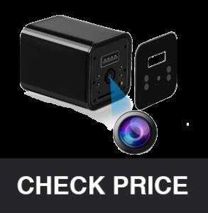 JAKIELAX USB Charger Camera