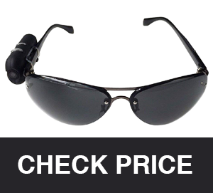 Jiusion Sunglasses Hidden Camera