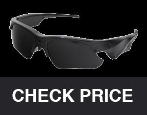 KAMRE Sunglasses with Mini Video Camera