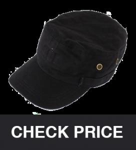MDTEK Wearable mini WIFI Spy Hat Camera