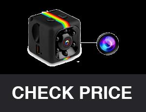 MrLi Spy Camera for Car Surveillance