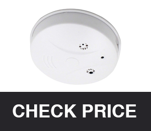Pelay Hidden Camera Spy Camera Smoke Detector
