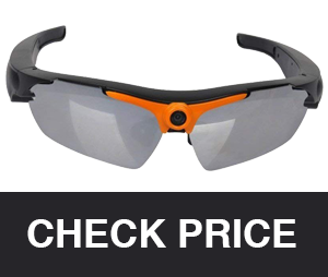 PowMax WW-81 Sunglasses Camera