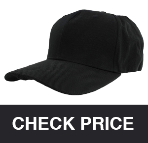 RecorderGear Weareable Hidden Spy Camera Hat