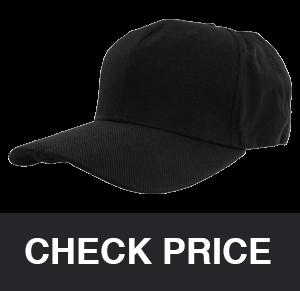 RecorderGear Weareable Hidden Spy Camera Hat