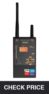 Spy-MAX Security Products Professional Digital RF Detector