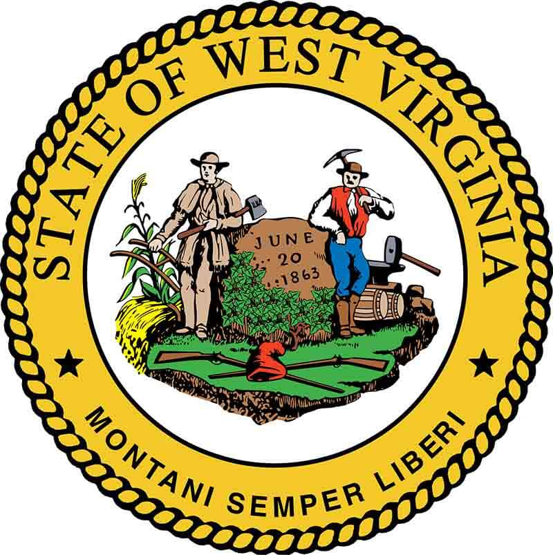 State Seal Spot Color