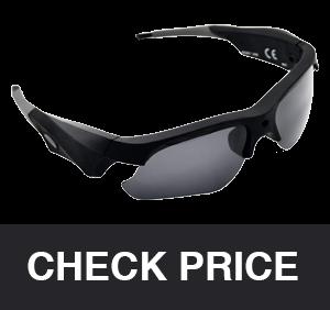 Sunsome Mini Video Camera Sunglasses