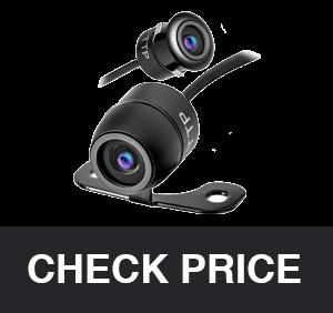 TOPTIERPRO Mini Backup Car Camera