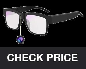 Towero Wearable Hidden Camera Glasses