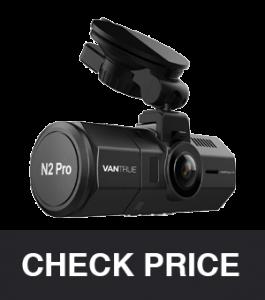 Vantrue Motion Detection Car Camera