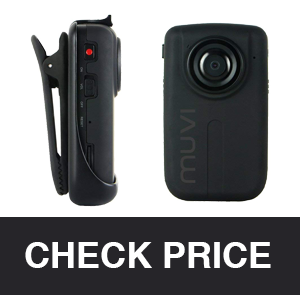 Veho Mini Handsfree Body Worn Camera