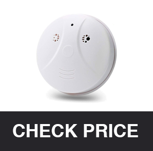 YUANHenry Hidden Smoke Detector Camera