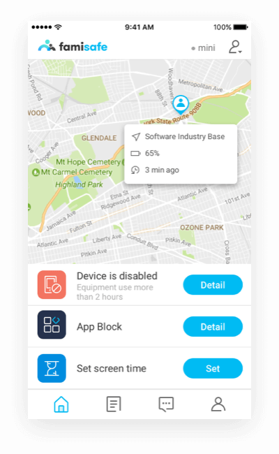real-time-location-tracking-mobile