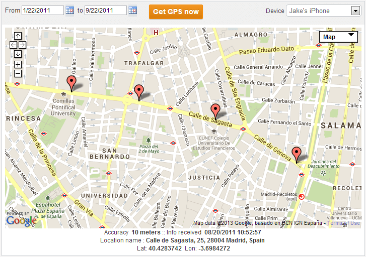 track-phone-location