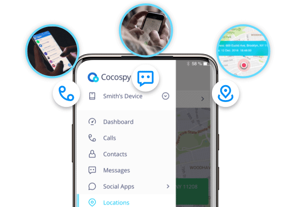 Cocospy: Most Trustworthy iPhone Spy Solution